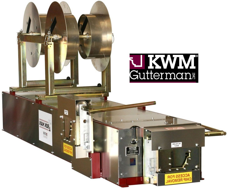 KWM Gutterman Machine