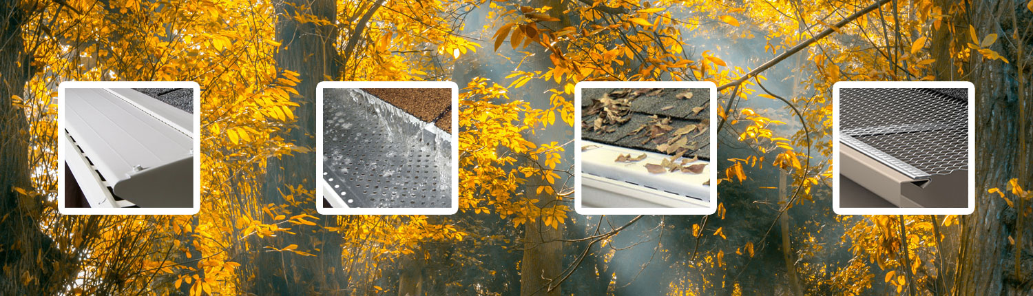 Leaf Gutter Protection Products